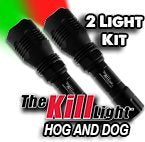 Kill Light XLR250 Hog and Dog by Elusive Wildlife Technologies