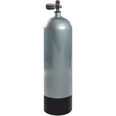 Faber Steel Scuba Diving Cylinder - 80 Cubic Feet