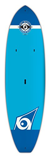 BIC Sport SOFT-TEC Stand up Paddleboard, Light Blue/Blue, 10-Feet x 33-Inch x 27# x 195L