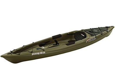 Sun Dolphin Journey Sit-on-top Fishing Kayak (Olive, 12-Feet)