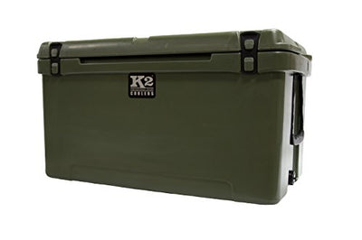 K2 Coolers Summit 90 Cooler, Duck Boat Green