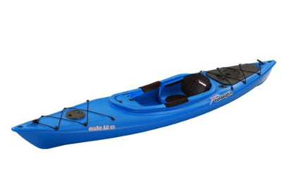 Sun Dolphin Aruba SS Sit-in Kayak (Blue, 12-Feet)