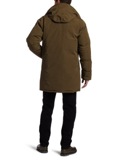Canada Goose Men's Langford Parka, Military Green, Small