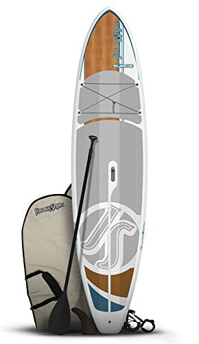JimmyStyks Surge Paddleboard, Grey/Brown, 11'4""