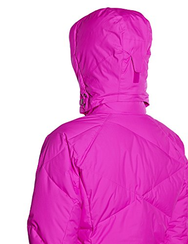 Columbia Sportswear Women's Lay D Down Jacket, Bright Plum Dobby, Large