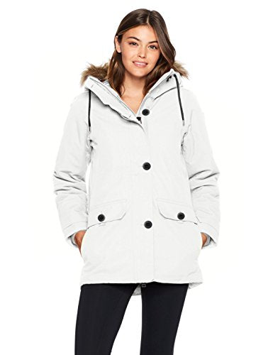 brand new special promotion fresh styles Helly Hansen Women's Svalbard Parka, Off-White, X-Large
