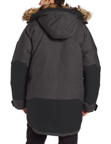 Fjallraven Men's Arktis Parka, Dark Grey, X-Large