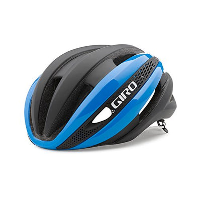 Giro Synthe Bike Helmet - Blue/Matte Black Large