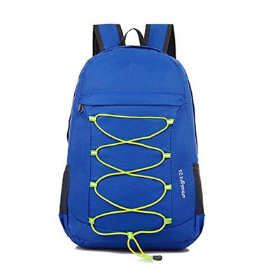CLEVER BEES Outdoor Water Resistant Hiking Backpack