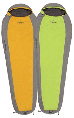 TETON Sports TrailHead +20F Ultralight Sleeping Bag
