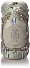 Osprey Women's Aura AG 65 Backpack (2017 Model), Silver Streak, Small