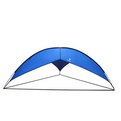 Hillman Sunshade Shelter Beach Canopy Awning Lightweight