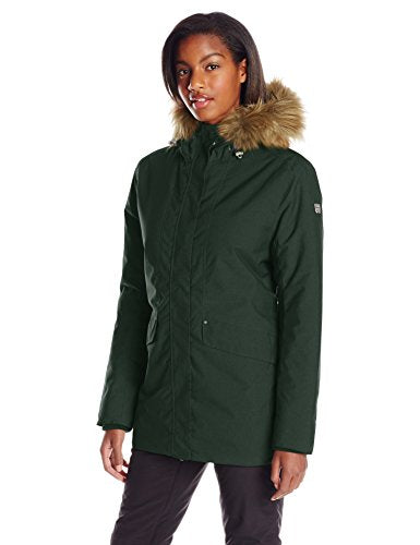 Helly Hansen Women's Eira Jacket, Darkest Spruce, Small