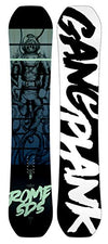 Rome Snowboards Gang Plank Snowboard, Black, 155