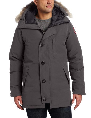 Canada Goose Men's The Chateau Jacket,  Graphite,  X-Small