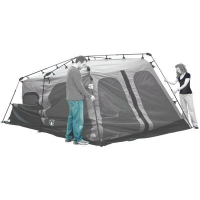 Coleman 8-Person Instant Tent, Black (14x10 Feet)