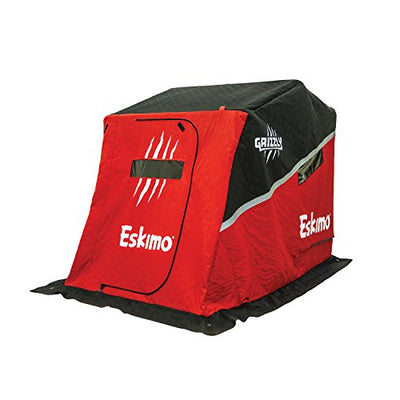 "Eskimo 26500 Grizzly Flip 70"" Sled Shelter, 2-3 Person"