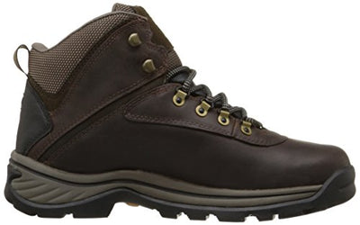 Timberland White Ledge Men's Waterproof Boot,Dark Brown,10 M US