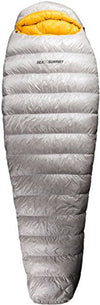 Sea to Summit Spark SP II Sleeping Bag with Left Handed Zip, Grey/Yellow, Long Size
