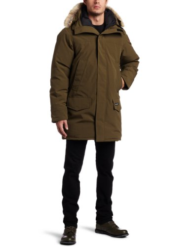 Canada Goose Men's Langford Parka,Military Green,Large