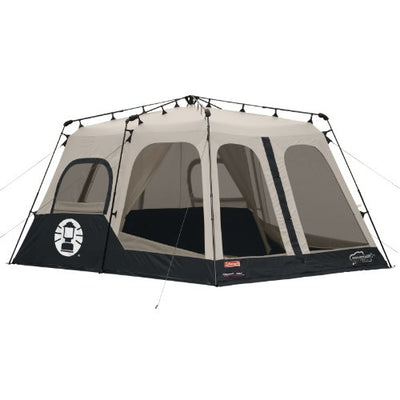 Coleman Instant 8 Person Tent Black 14x10-Feet  sc 1 st  Outdoor Chimp : 14 x 10 tent - afamca.org