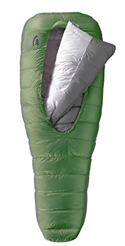 Sierra Designs Backcountry Bed 800-Fill DriDown Regular,  3 Season Sleeping Bag