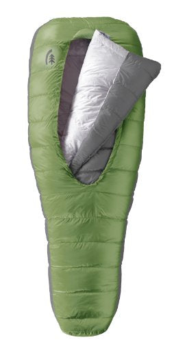 Sierra Designs Backcountry Bed 600-Fill DriDown Regular,  3 Season Sleeping Bag