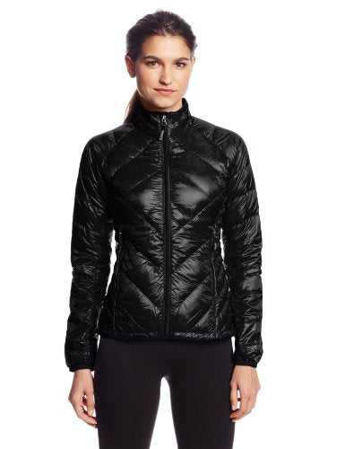 Outdoor Research Women's Filament Down Jacket, Black, XL