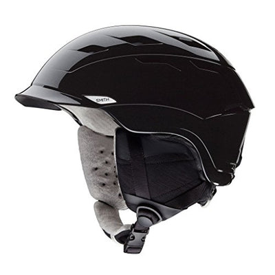 Smith Optics Womens Valence MIPS Ski Snowmobile Helmet - Black Pearl / Medium
