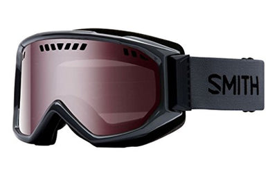 Smith Optics Scope Adult Airflow Series Snocross Snowmobile Goggles Eyewear - Charcoal / Ignitor Mirror / Medium
