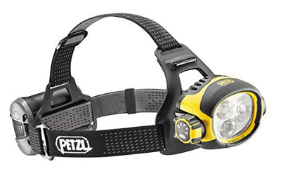 Petzl - ULTRA VARIO Headlamp, 520 Lumens, Constant Lighting, Multi-Beam, with ACCU 2 Battery