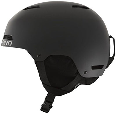 Giro Ledge Snow Helmet - Men's Matte Black Large