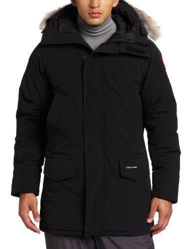 Canada Goose Men's Langford Parka,Black,X-Large