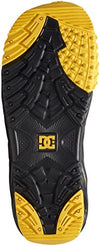 DC Scendent Snowboard Boots, Grey/Yellow, Size 11