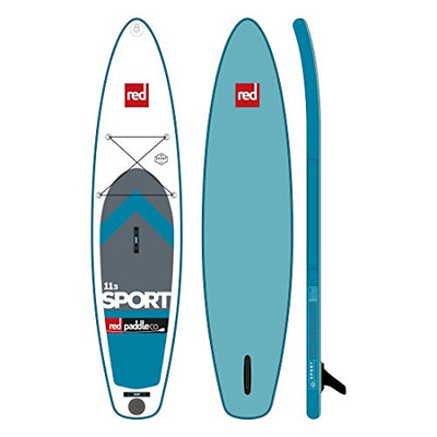 "2017 Red Paddle Co 11'3"" x 32"" Sport Inflatable SUP"