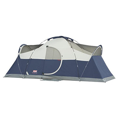 Coleman Elite Montana 8 Person Tent with Hinged Door