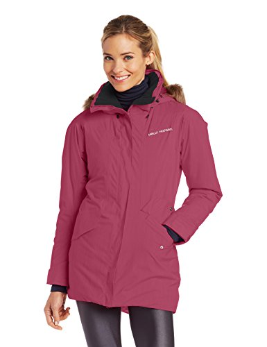 Helly Hansen Women's Hilton Jacket, Azelea, X-Small
