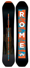 Rome Snowboards National Snowboard, Black, 154