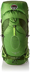 Osprey Men's Atmos AG 50 Backpack (2017 Model)), Absinthe Green, Small