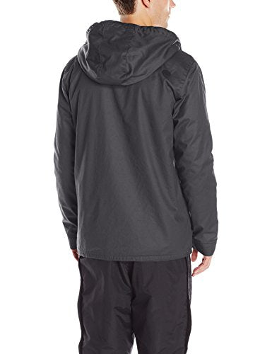 Volcom Men's Monrovia Insulated Jacket, Black, Medium