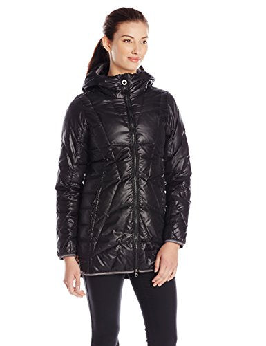 LOLE Women's Gisele Down Jacket, Black, Medium