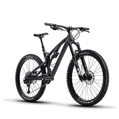 Diamondback Bicycles Release 5C, Carbon Full Suspension Mountain Bike, 21