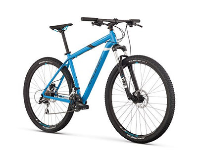 "Raleigh Bikes Tekoa Mountain Bike, Blue, 15""/Small"