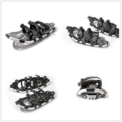 "Alps Adult All Terrian Snowshoes 30"" + pair anti-shock adjustable snowshoeing pole"