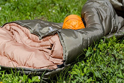 TETON Sports Celsius Regular -18C/0F Sleeping Bag; Free Compression Sack Included