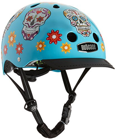 Nutcase - Patterned Street Bike Helmet, Fits Your Head, Suits Your Soul