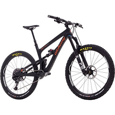 Alchemy Arktos 27.5 GX Eagle Complete Mountain Bike Black/Orange, M