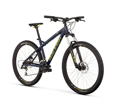 "Raleigh Bikes Tokul 1 Mountain Bike, Blue, 21""/X-Large"