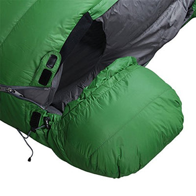 Splav Double Sleeping Bag Down Tandem Comfort 2-Person Warm Winter Gear