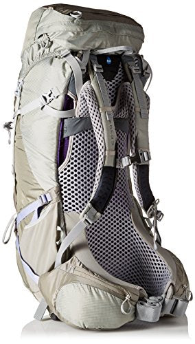 Osprey Women's Aura AG 50 Backpack, Silver Streak, Medium